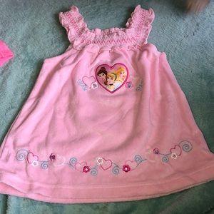 5/$20 Baby Swim Cover Up Disney Princess